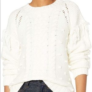 Cupcakes Angie Sweater NWT